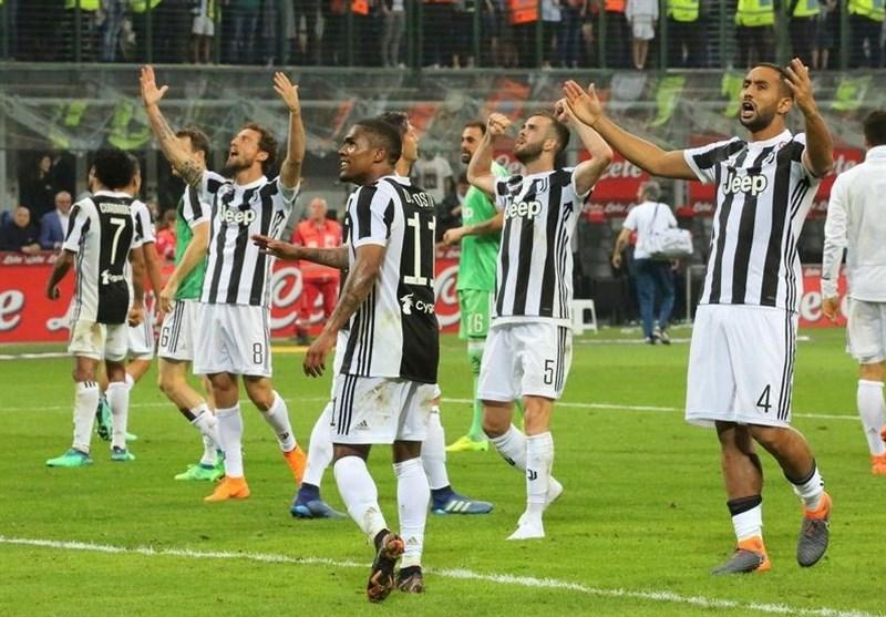 پاداش 58 میلیون یورویی یوونتوس از حضور در لیگ قهرمانان