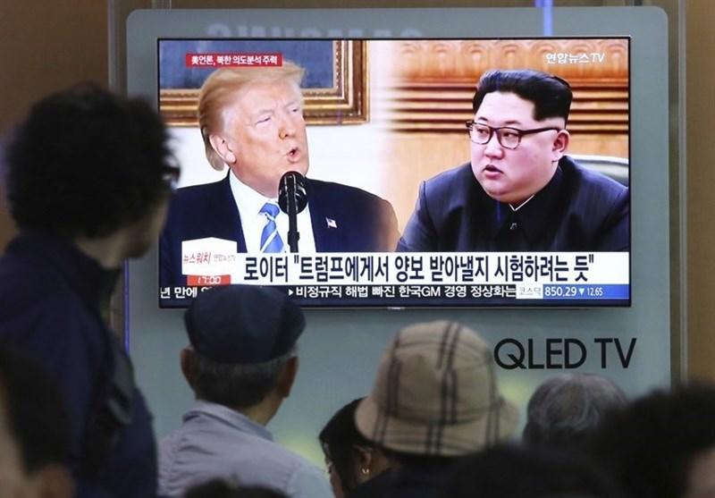 مخالفت ترامپ و پامپئو با درخواست رهبر کره شمالی
