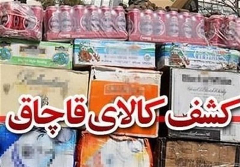 کشفیات کالای قاچاق در استان بوشهر 283 درصد افزایش یافته است