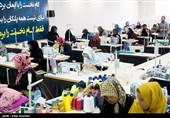 کرمان| 14 کارگاه اشتغالزایی در بند نسوان کرمان راهاندازی شده است