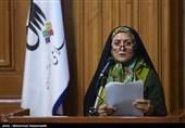 درگیری لفظی امانی و محسن هاشمی در صحن شورای شهر
