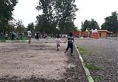 گیلان| فرصتی که از کودکان شهر رشت گرفته شده است+فیلم