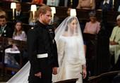 گزارش تسنیم| چه چیزی از چشم 2 میلیارد بیننده مراسم عروسی نوه ملکه انگلیس پنهان ماند؟