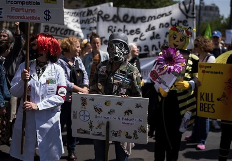 Protests against GMO, Toxic Pesticides Erupt in Several Countries