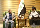 """دیدار """"صدر"""" و """"العامری"""" در بغداد/ تاکید بر ضرورت تشکیل سریع دولت"""
