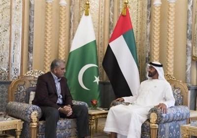 پاک آرمی چیف کی اماراتی شیخ سے ملاقات
