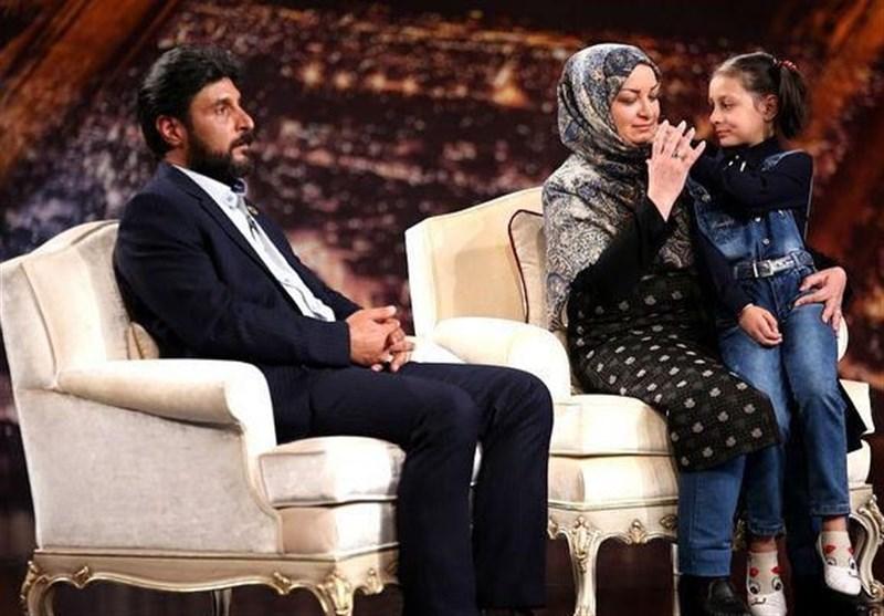 برنامه ماه عسل| همسر و دخترم را تهدید به قتل کردم/ پناهگاهی جز امام رضا(ع) نیافتم