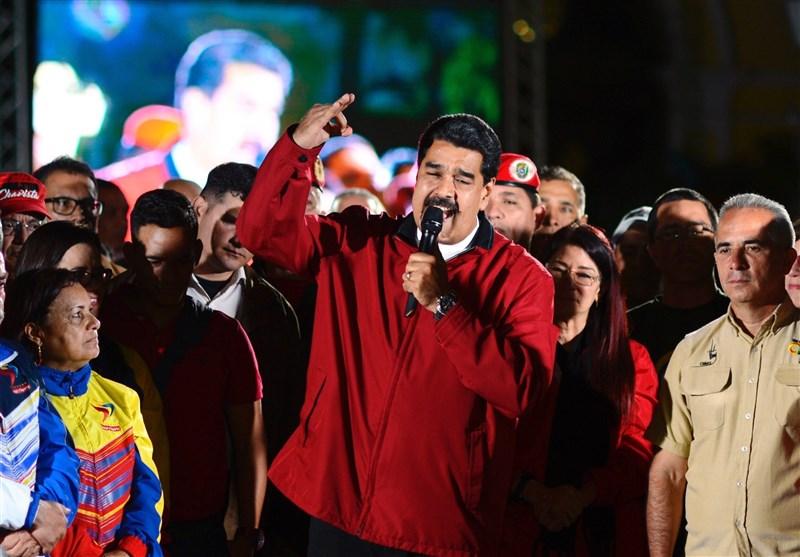 Maduro Re-Elected Venezuelan President