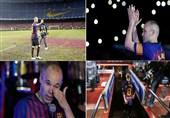 مراسم وداع بارسلونا با «هشت تمام نشدنی» از دریچه دوربین
