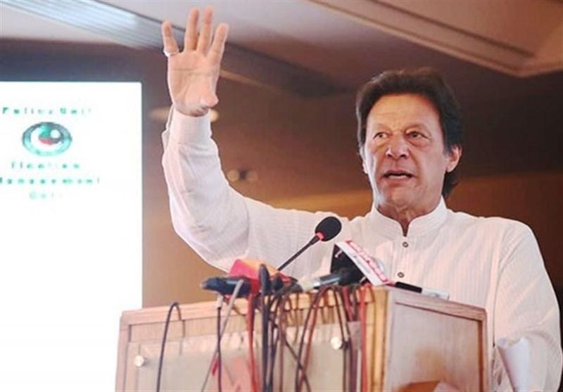 نیا پاکستان خود دار اور اپنے پیروں پر کھڑا ہوگا، عمران خان