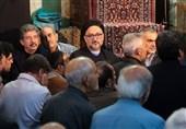 حاشیههای مراسم مرحوم سید مهدی طباطبایی| برخورد سرد خطیب مشهور تهران با حسین فریدون