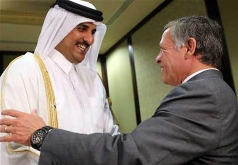 حمایت قطر از اردن/ خیز دوحه برای جلوگیری از تسلط ریاض بر امان