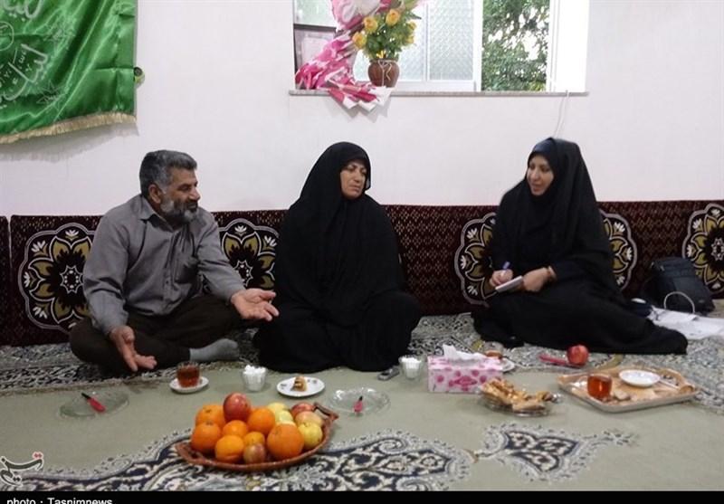 مازندران| پدر شهید مدافع حرم کمالی: تنهای آرزویم دیدار با مقام معظم رهبری است