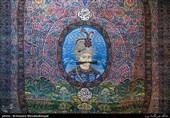 نمایش گنبد ایدری در موزه فرش تهران / روح خانه ایرانی چیست + عکس