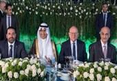 دخالتهای ریاض در روند تشکیل دولت لبنان؛ افطاری سیاسی تشریفاتی سفیر سعودی + تصاویر