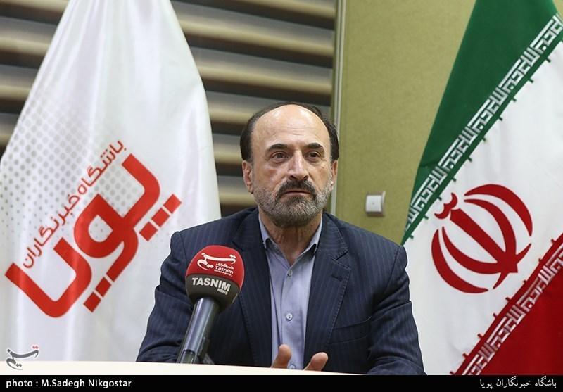 امیر «محمدحسن نامی» برای انتخابات 1400 اعلام کاندیداتوری کرد