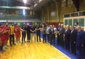 بازدید وزیر ورزش از اردوی تیم ملی هندبال/ سلطانیفر: هندبال توانایی درخشش در بازیهای آسیایی را دارد