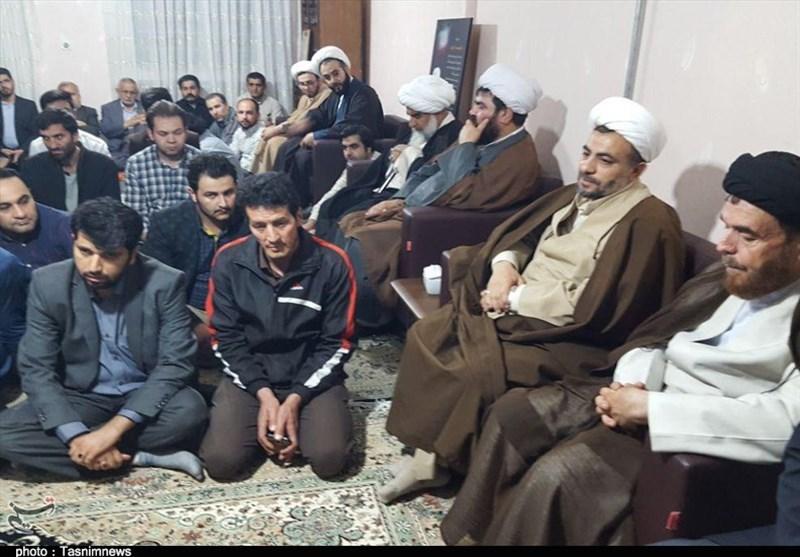 آذربایجان غربی  مردم ارومیه در سوگ مجاهد نستوه آذربایجان عزادار شدند+فیلم