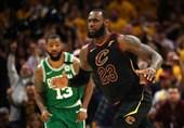 فینال کنفرانس شرق NBA|بازگشت کلیولند با رکورد شکنی جیمز