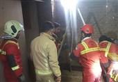 سقوط مرد جوان به عمق چاه 15 متری بدون حفاظ + تصاویر