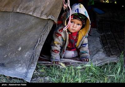 Nomadic Life in Iran's Western Region of Hamedan