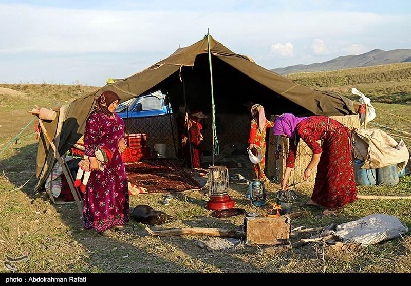 استان کرمانشاه رتبه 4 کشوری جامعه عشایری را دارد