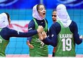 Iran Comes 7th at Asian Women's U-17 Volleyball Championship