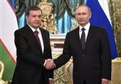 افزایش همکاریهای استانی میان روسیه و ازبکستان