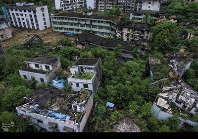 چین؛ زلزلے کے 10 سال بعد ویران سیچوان