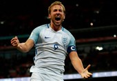 هری کین کاپیتان انگلیس در جام جهانی 2018 شد