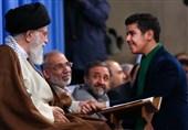 همدان  روایت حافظ و قاری نوجوان همدانی از تلاوت قرآن در محضر رهبر انقلاب