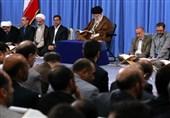 برگزاری محفل انس با قرآن با حضور امام خامنهای
