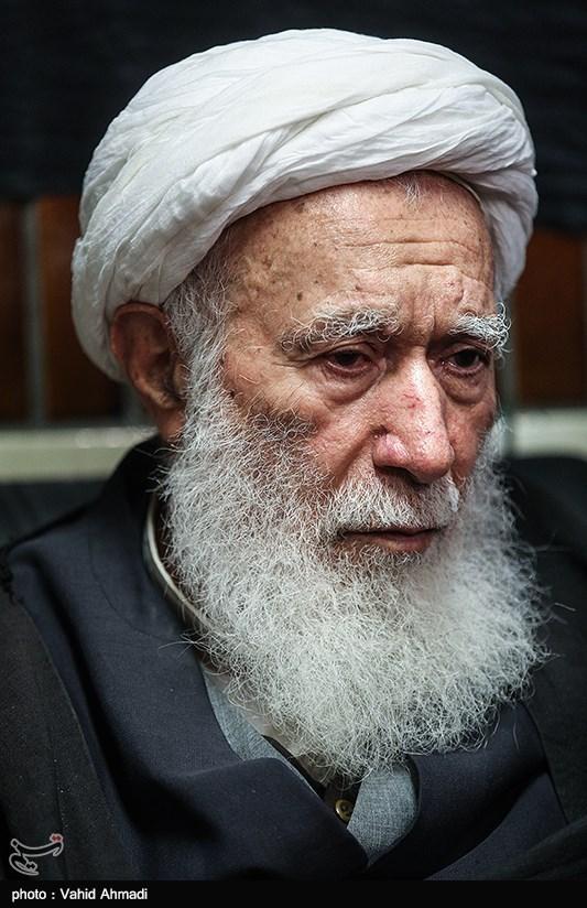 آیت الله مرتضی تهرانی