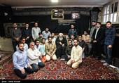 دیدار مدیران و خبرنگاران خبرگزاری تسنیم و باشگاه پویا با آیتالله مرتضی تهرانی