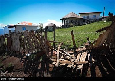 روستای لرزنه سوادکوه