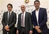 لوپتگی قراردادش با تیم ملی اسپانیا را تمدید کرد
