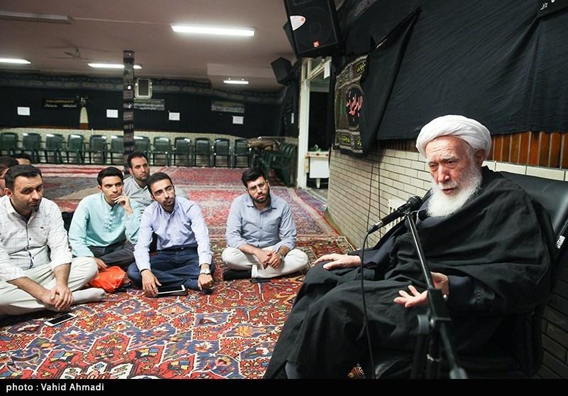 زمان تشییع پیکر مطهر آیت الله حاج آقا مرتضی تهرانی اعلام شد