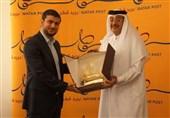 گسترش همکاریهای بینالمللی تیپاکس در پی تفاهم با پست قطر
