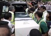 امریکی دہشتگرد کی فائرنگ سے شہید ہونے والی سبیکا شیخ کی نمازجنازہ ادا