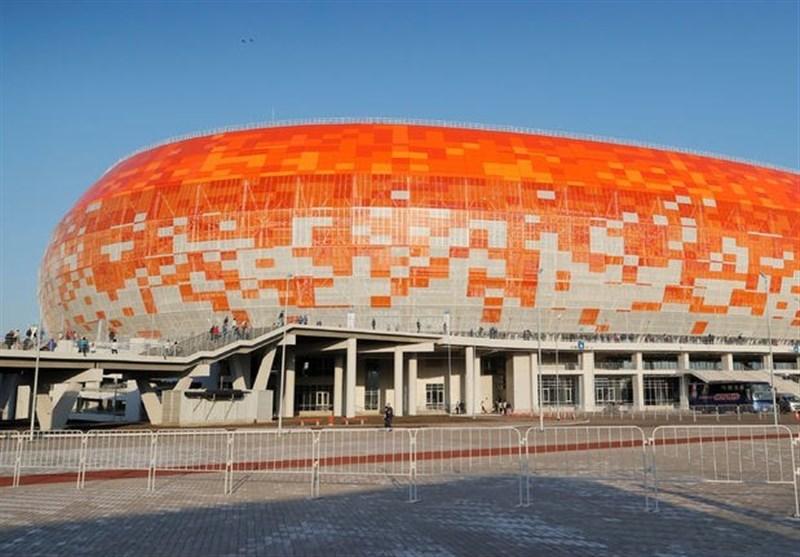 رویارویی ایران و پرتغال در مرفهترین شهر روسیه