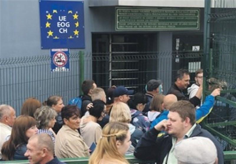 چرا مردم اوکراین این کشور را ترک میکنند؟