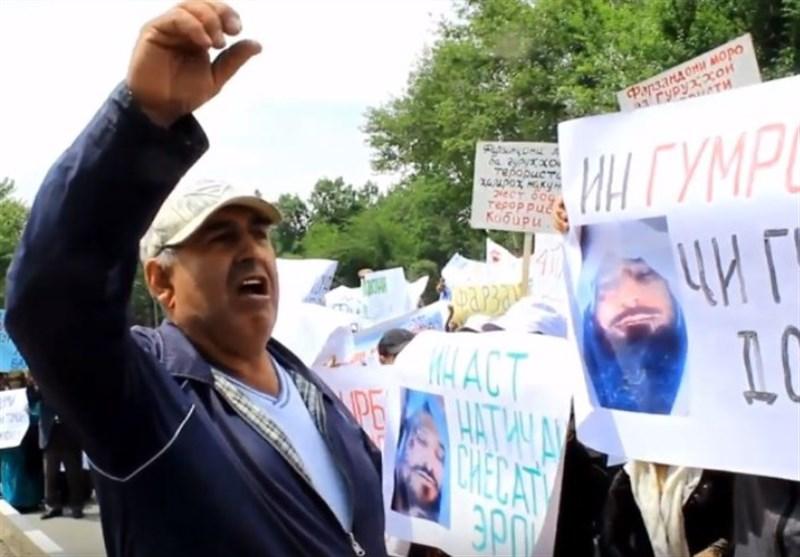 گزارش تسنیم | تظاهراتِ ساختگی که برای تاجیکستان گران تمام شد