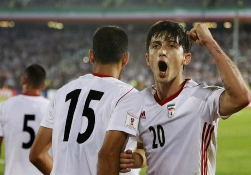 Sardar Azmoun Announces Retirement from International Football