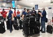 کاروان والیبال ایران به روئن رسید/ استقرار شاگردان کولاکوویچ در هتل مرکور