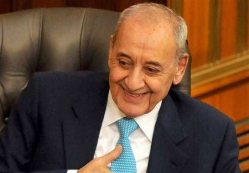 المجلس النیابی اللبنانی الجدید ینتخب بری رئیسا له