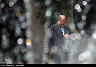 محمد شریعتمداری وزیر صنعت، معدن و تجارت در حاشیه جلسه هیئت دولت