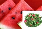 هندوانه و سبزی به بهانه ماه رمضان گران شد + قیمت انواع میوه