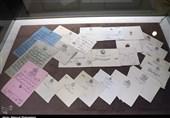 سه نمایشگاه سلطنتی از گنجینه پاکتنامه،مهرهای پادشاهی قاجار و لیتوگرافی در کاخ گلستان + تصاویر