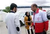 یاسوج|واکنش مدیرعامل هلال احمر کهگیلویه و بویراحمد به شایعات در هنگام وقوع زلزله