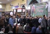 آذربایجان غربی| مراسم گرامیداشت عالم مجاهد حجت الاسلام حسنی در ارومیه+فیلم